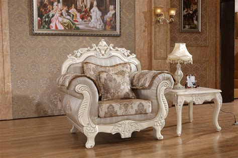 serena opulent traditional upholstered chair  pearl