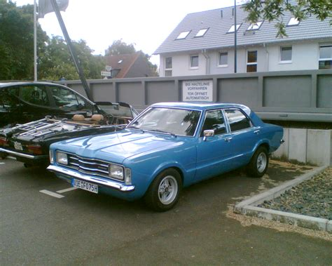 Ford Taunus Ford Taunus Technical Details History Photos On Better