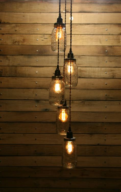 Handmade Hanging Lights - 18 unique handmade pendant light designs
