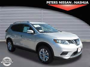 Nissan Nashua New 2016 Nissan Rogue Sv Awd Sv 4dr Crossover In Nashua