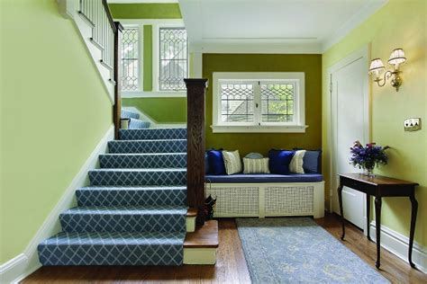 Home Interior Paints by Tips For Painting Your Hallway Home Trends Magazine
