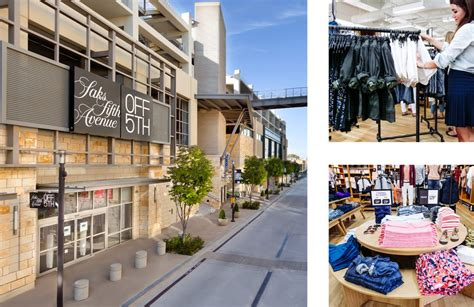 Nordstrom Rack Hours San Marcos by The Shops At Park Dallas Shop Across