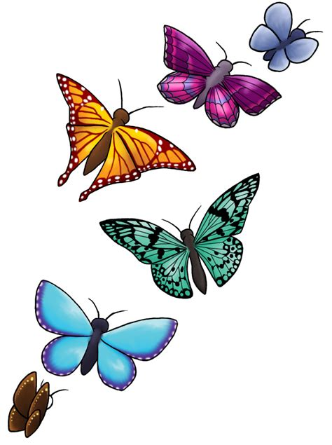 pretty butterfly tattoo designs butterfly tattoos and designs page 353