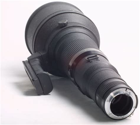 nikkor 600mm super telephoto lenses part i