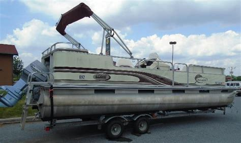 used pontoon boat harrisburg lowe trinidad 240 pontoon boats used in harrisburg pa us