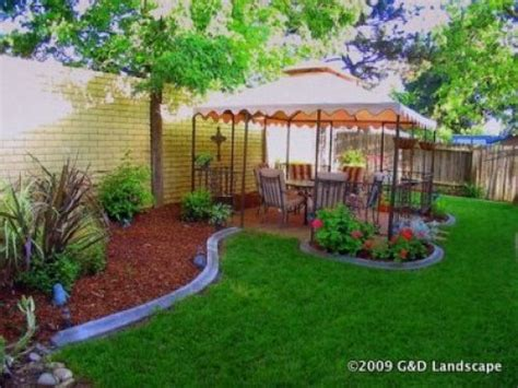 landscaping backyard ideas inexpensive backyard landscaping ideas for cheap outdoor furniture