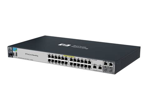 Switch Hp hp j9138a 2520 24 poe switch 24 port 10 100 managed l2