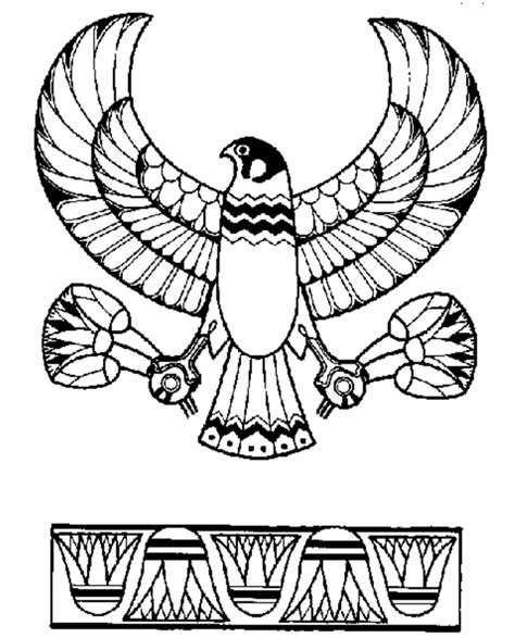 pharaoh coloring pages coloring home