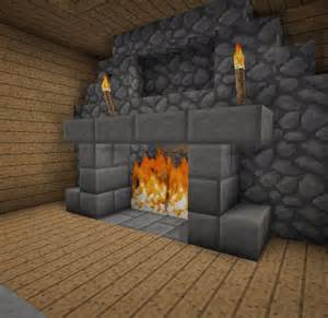 minecraft furniture fireplaces minecraft