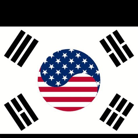 korean flag tattoo korea s flag america s flag possible future