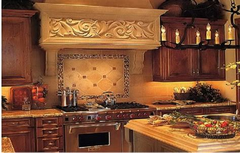 Traditional Kitchen Backsplash by The Consideration In Utilizing Kitchen Backsplash Ideas