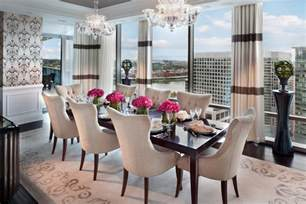 elegant drapes for dining room formal dining room colours