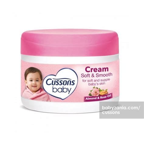 Pelembab Cussons Baby jual murah cussons baby soft and smooth 50 gr