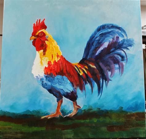 wyne mister rooster sold