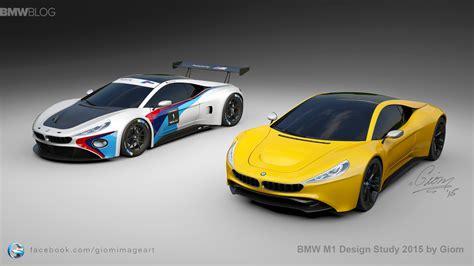 bmw supercar m1 bmw m1 design study shows a futuristic supercar
