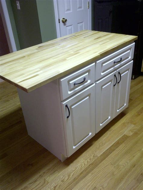 my do it yourself kitchen island with concrete countertops diy kitchen island cheap kitchen cabinets and a