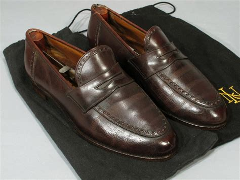 bench made shoes new lingwood loafers shoes bench made in england punch