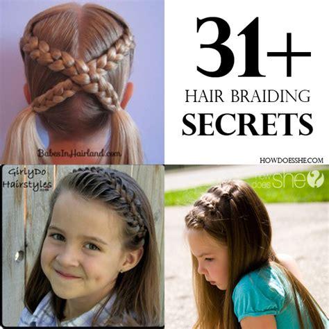 hair secrets 31 braiding hair secrets that just might change your life