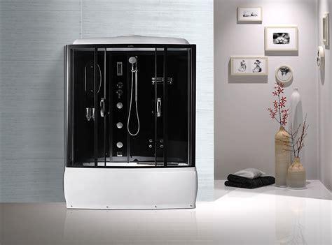 bathroom shower units sale black profiles enclosed bath shower unit complete shower