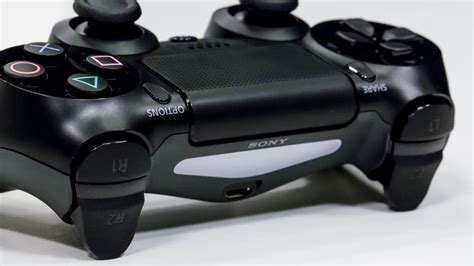 how to use the ps4 dualshock 4 controller on a pc techradar