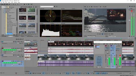 tutorial edit video vegas pro vegas pro 14 review magix