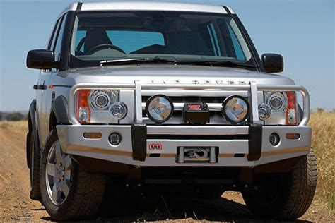 2004 land rover discovery front bumper arb 174 3432120 land rover discovery 2003 2004 deluxe bar