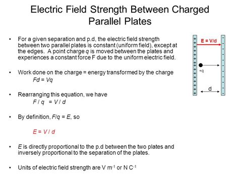 if the electric field between the plates of a given capacitor is weakened if the electric field between the plates of a given capacitor is weakened 28 images electric