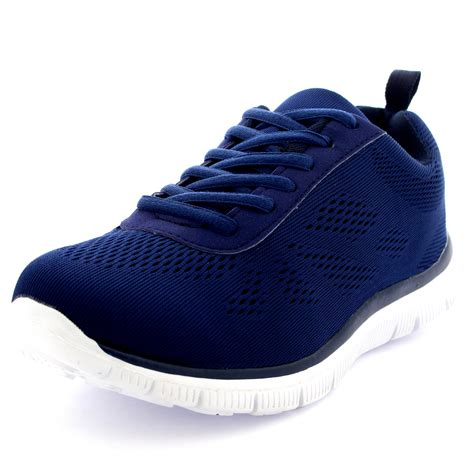 getting fitted for running shoes womens get fit mesh running trainers athletic walk