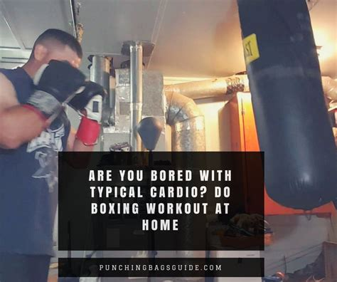 best 25 boxing workouts at home ideas on