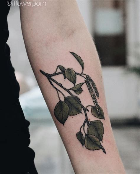 ana tattoo birch branch for tattoos ink inked tattooed