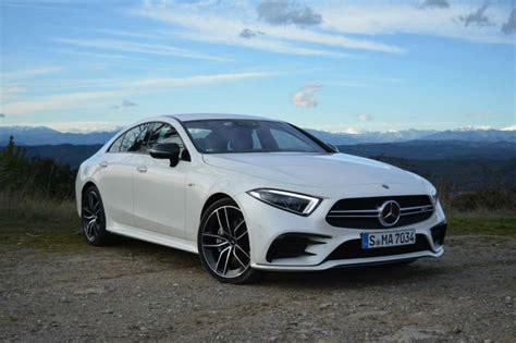 Mercedes 2019 Cls by Road Test 2019 Mercedes Cls Luxurycarmagazine En