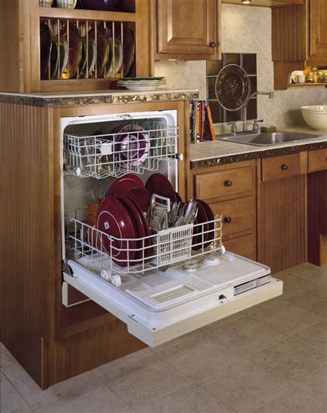 cabinet for built in dishwasher active living accessories