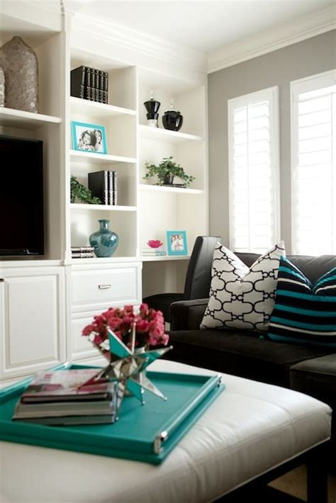 Turquoise And Black Living Room - 17 best images about turquoise and decor on
