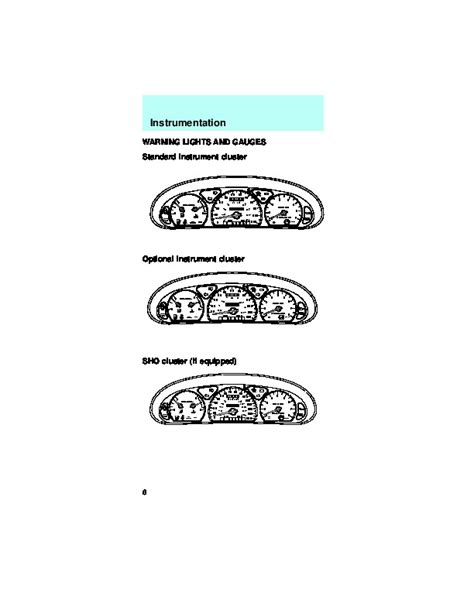 download car manuals 1997 ford f150 user handbook ford taurus owners manual pdf download autos post