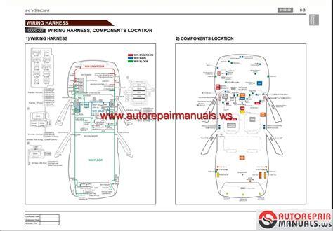 electrical wiring diagram repair manual 28 images