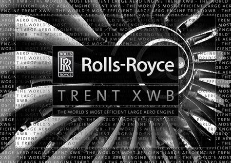 trent xwb ar rolls royce
