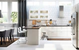 Ikea Kitchen Cabinets Kitchen Inspiration