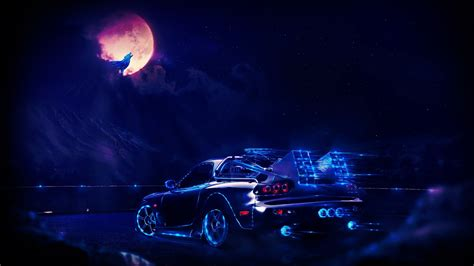 Car Neon Wallpaper by Neon Desktop Backgrounds 63 Images