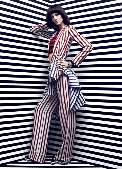design fashion photography black and white stripe trend nyachii s blog