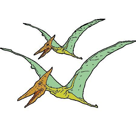 dinosauro volante cliparts dinosaures