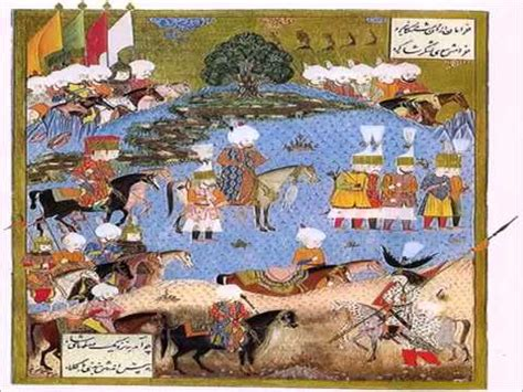 Ottoman Safavid War Ottomans Vs Safavids The War Of 1532 55