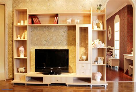 tv stand with showcase designs for living room