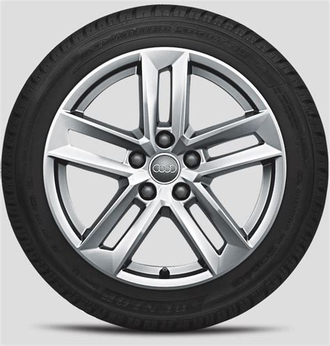 snow tires for audi a4 2017 audi a4 a4 winter wheel and tire package a4w17d005