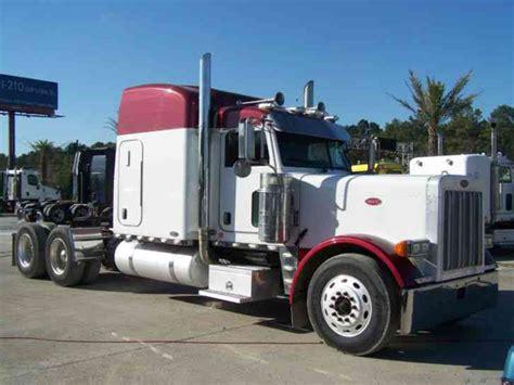 Extended Sleeper Trucks by Peterbilt 379 Extended 2006 Sleeper Semi Trucks