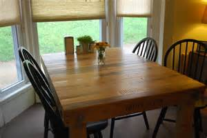vagabond dining table premium salvaged pallet dining room