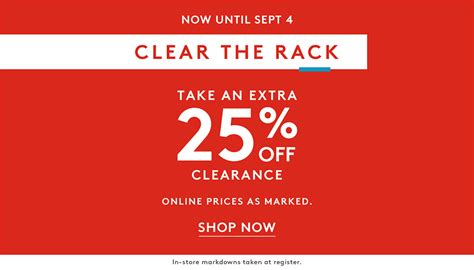 Nordstrom Rack Labor Day Sale by Nordstrom Rack Labor Day Clear The Rack Sale 25
