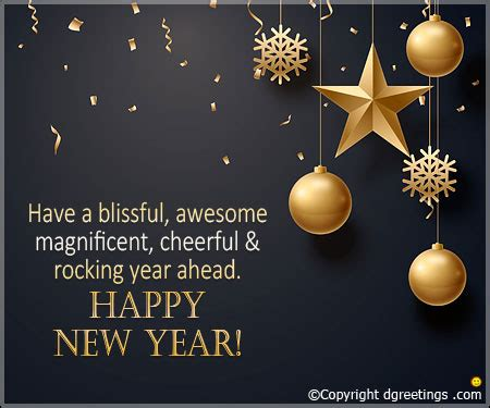 greeting end of year send happy new year messages dgreetings
