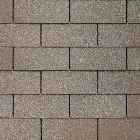 gaf royal sovereign sandrift  year  tab shingles