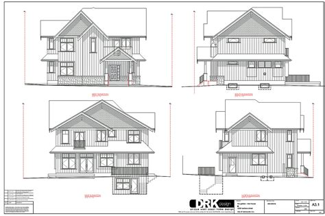 Floor Plan And Elevation Drawings by 301 Moved Permanently