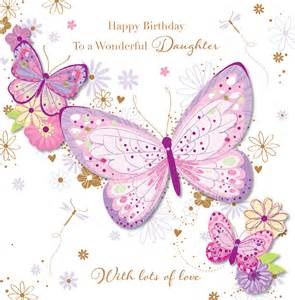 happy birthday cards for daughters gangcraft net